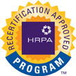 HRPA Recertification Approved