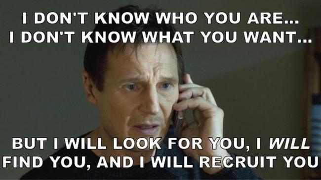 Recruit You
